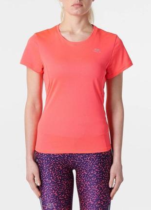 Kalenji франция/женская футболка для бега run dry kalenji