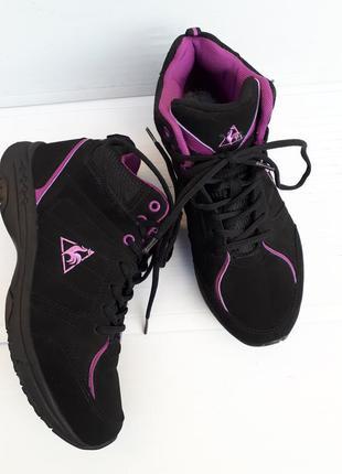 Le coq sportif франция/высокие женские кроссовки хайтопы ботинки