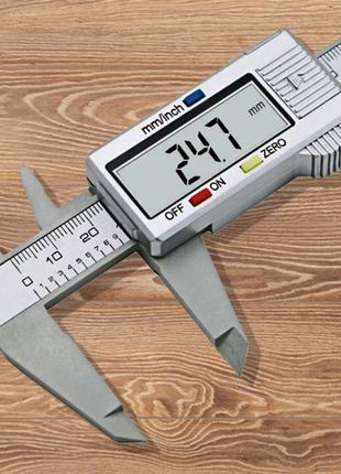 Штангенциркуль электронный 150 мм/ Высокоточный цифровой микромет