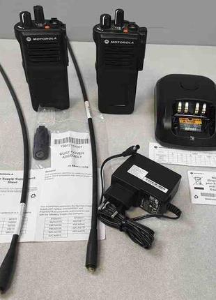 Рация Motorola DP4400E