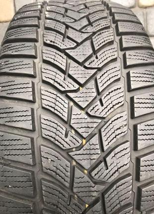 Зимові шини б/у 2шт. Dunlop Winter Sport 5 215/55 R16 (7mm)