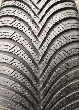 Зимові шини б/у 4шт. Michelin Alpin 5 195/65 R15 (7,5mm)