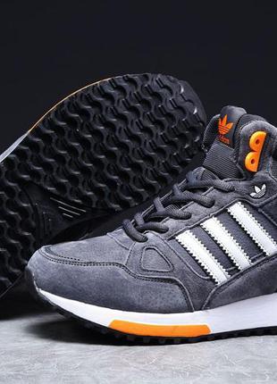 Мужские зимние кроссовки/ботинки/ adidas /адидас