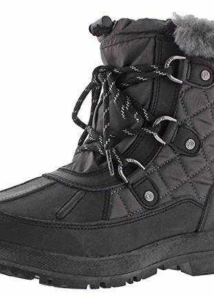 Сапоги ботинки Bearpaw Размер 1US 32 Стелька 20,8см. Оригинал