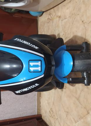 детский электро мотоцикл