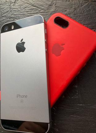 Продам iPhone se 32gb space gray neverlock