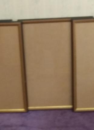 Рамки для картин со стеклом