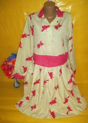 Очень красивое женское платье на пышные формы