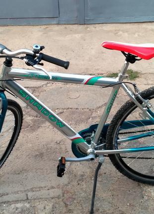 Легкий Велосипед из Германии в отличном состоянии вес 13кг!