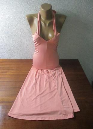 Очень красивое женское платье в пол на стройную фигуру  !!!!!