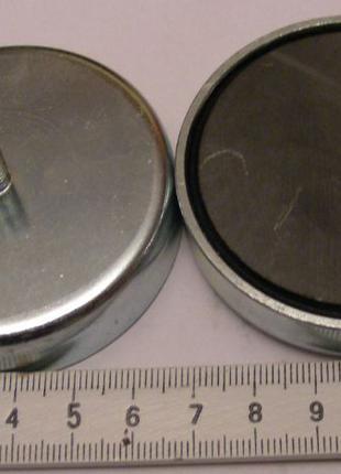 Ферритовый держатель с наруж. резьбой Ду63 мм
