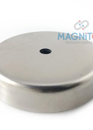 Ферритовый держатель без резьбы Ду 63 мм