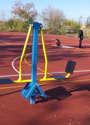 Детские, спортивные игровые площадки