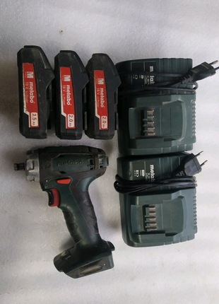 Зарядка Metabo 10.8-18 вольт