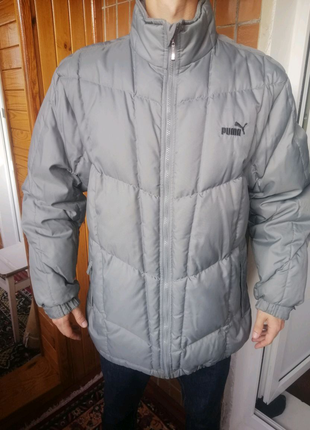 Puma зимняя спортивная куртка