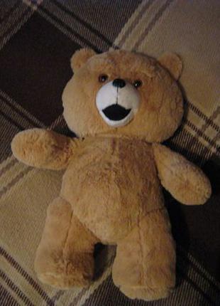 Мягкий медведь игрушка