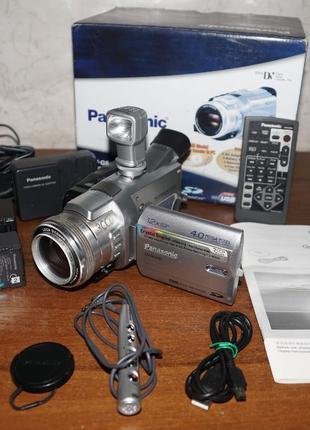 Видеокамеры 4 шт: Panasonic GS400, Canon Hv20, Sony Z5E, Sony Z7U