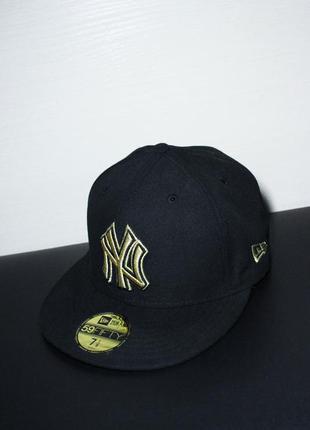 Оригинал new era 59 fifty new york yankees кепка