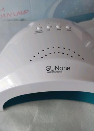 UN one .LED + UV лампа для ногтей 48 ватт