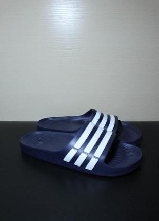 Оригинал adidas мужские летние тапочки шлепанцы