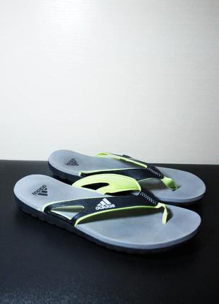 Оригинал adidas летние мужские тапочки шлепанцы