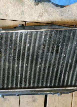 Онигинальный радиатор accord 7 honda cl7 хонда аккорд
