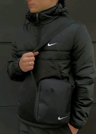 Анорак утепленный Nike.