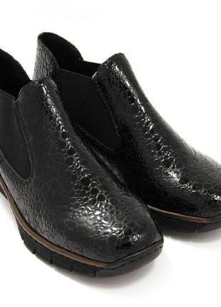 Женские ботинки rieker 9400 / размер: 36