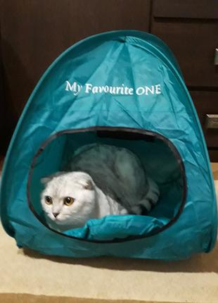 Домик -палатка для кошек 🐈