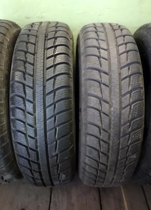 Резина 165/70/13 Michelin б/у из Германии зима 4шт