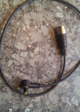 Антенный адаптер, переходник, pigtail для МОБИЛЬНОГО телефона