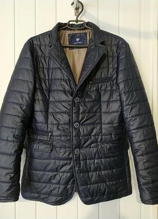 Gautieri италия оригинал мужская утепленная куртка пиджак