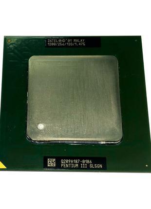 Процессор Intel Pentium III Tualatin 1.2 GHz SL5GN Socket 370