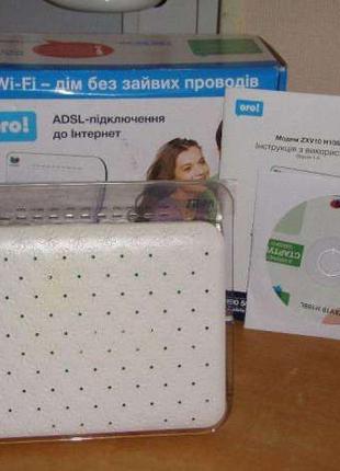 ADSL модем WI-Fi роутер