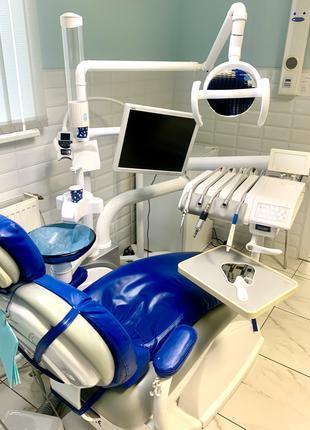 Продам стоматологическую установку Ajax 15 в рабочем состоянии