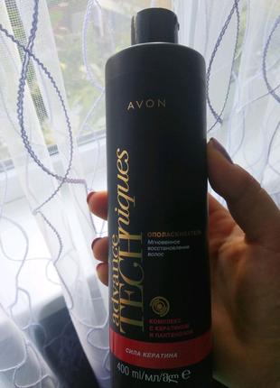 """Ополіскувач для волосся Avon """"Сила креатину"""" (400 мл)"""