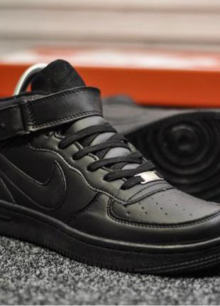 Nike Air Force Black WNTR