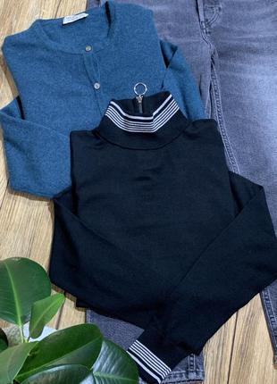 Кофта, водолазка , свитер  akris punto шерсть оригинал