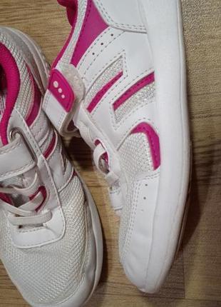 Белые кроссовки стелька 22