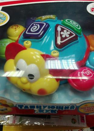 Развивающая игрушка «Танцующий жук»