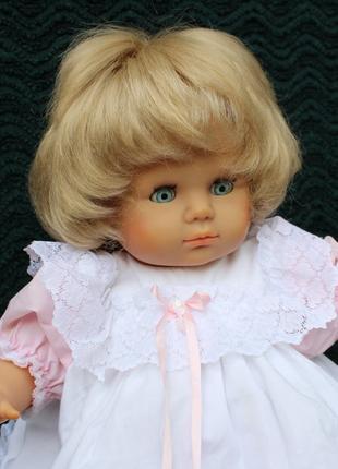 26. Милая обижулька. Кукла- лялька- куколка- ZAPF 50 см