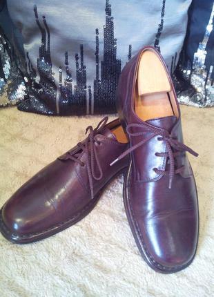 Кожаные туфли sioux