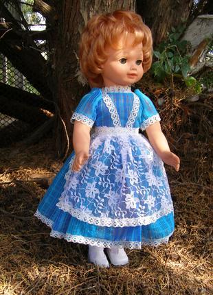 Кукла- лялька- куколка - красавица 48 см Гдр.