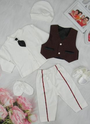 Подарочный наборчик для новорожденного 0-3 мес