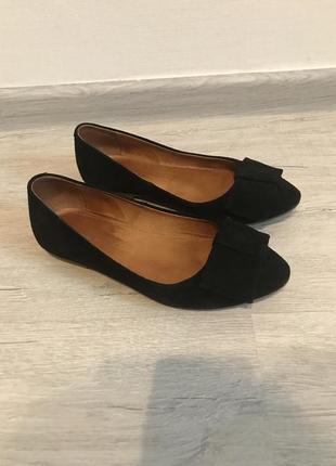 Туфли-лодочки натуральная кожа