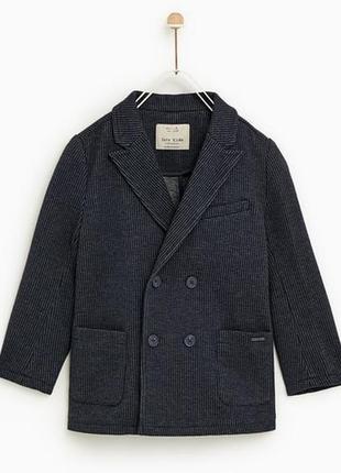 Детский пиджак от zara. размер 12 лет