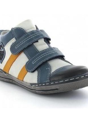 Ботинки renbut на двух липучках. размер 33