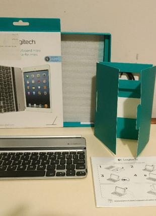 "NEW! Блютус Клавиатура-Чехол APPLE iPad MINI 7.9""/Logitech Ult..."