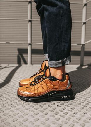 Кроссовки Nike Air Max MX-720-818 Brown