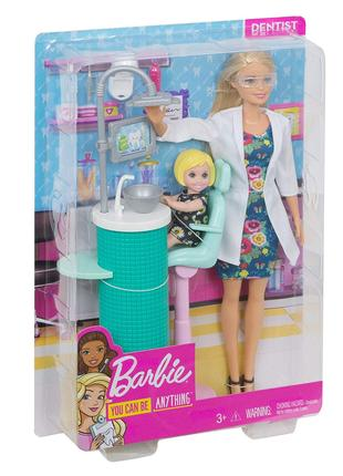 Кукла Барби Дантист Barbie Careers Dentist Doll and Playset